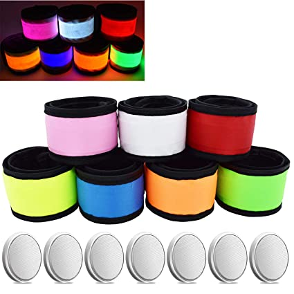 Back To Search Resultssports & Entertainment Outdoor Tools Strong Reflective Safe Belt Strap Bike Eco-friendly High Visibility Cycling Running Band For Ankle Arm Wrist Safety Bands