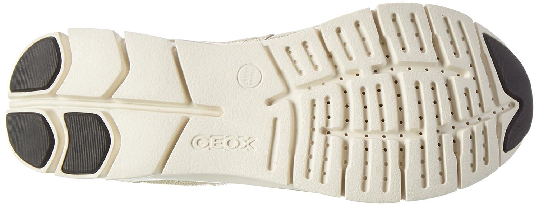 Geox Women's W B01MDKKORJ Sukie 21 Ballet Flat B01MDKKORJ W 42 M EU / 11 B(M) US|Light Gold f3cdfb