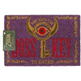 Zelda The Legend Of Boss Key Door Mat