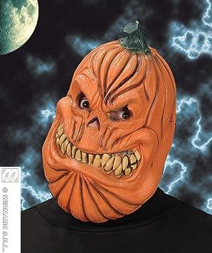 "Máscara de Halloween calabaza, ""Calabaza"" ..."