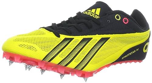 19c45c788c70 adidas Performance Sprint Star 4 M Clogs And Mules Mens Yellow (Vivid  Yellow S13
