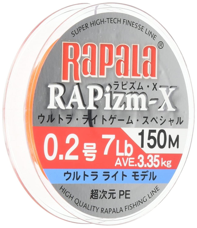 ラパラ.ラピズムX 0.09号
