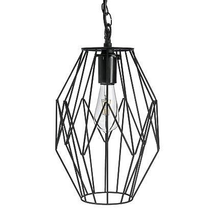 Sterno Home Gl23833bk Outdoor Led Pendant Gazebo Light 120v 540