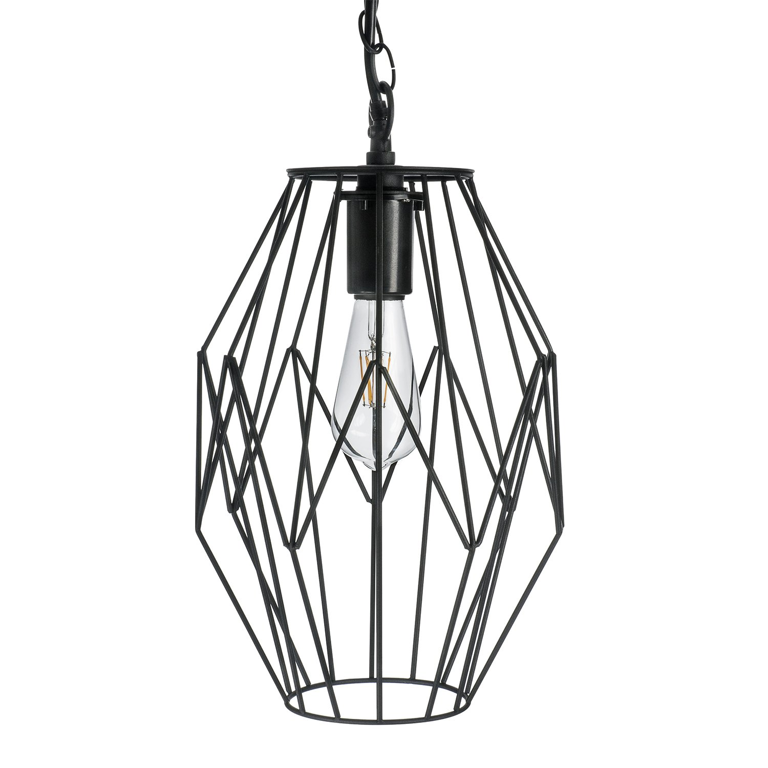 Paradise by Sterno Home Outdoor LED Pendant Gazebo Light, 120V, 540 Lumens, 6 Watts
