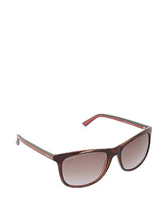 Amazon.com: Gucci anteojos de sol GG 1055/S ovythf la Habana ...