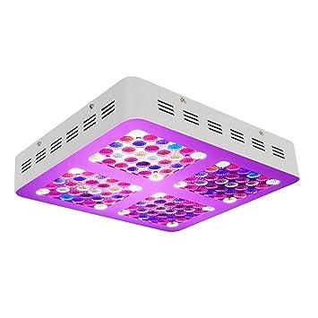 XHGrow LED Pflanzenlampe Reflector-Series 1200W LED Grow Light Full ...