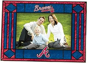 The Memory Company MLB Art Glass Horizontal Frame