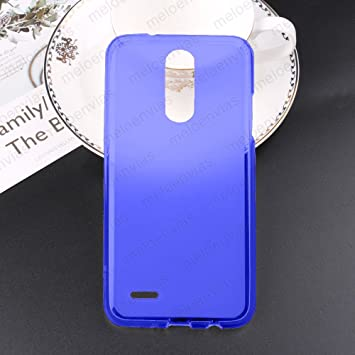 Meloenvias Funda Carcasa para LG K4 2017 Gel TPU Liso Mate Color ...
