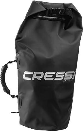Cressi Tasche und Rucksack Dry Bag - Bolsa de Deporte para Buceo (Resistente al Agua), Color Negro, Talla