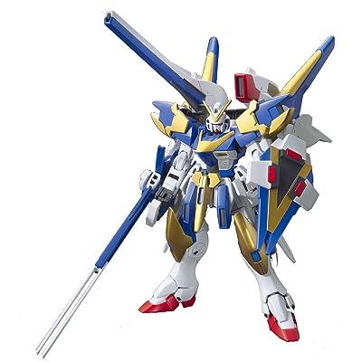 Bandai Hobby HGUC 1/144 V2 Assault Buster Gundam Victory Gundam Model Kit: Toys & Games