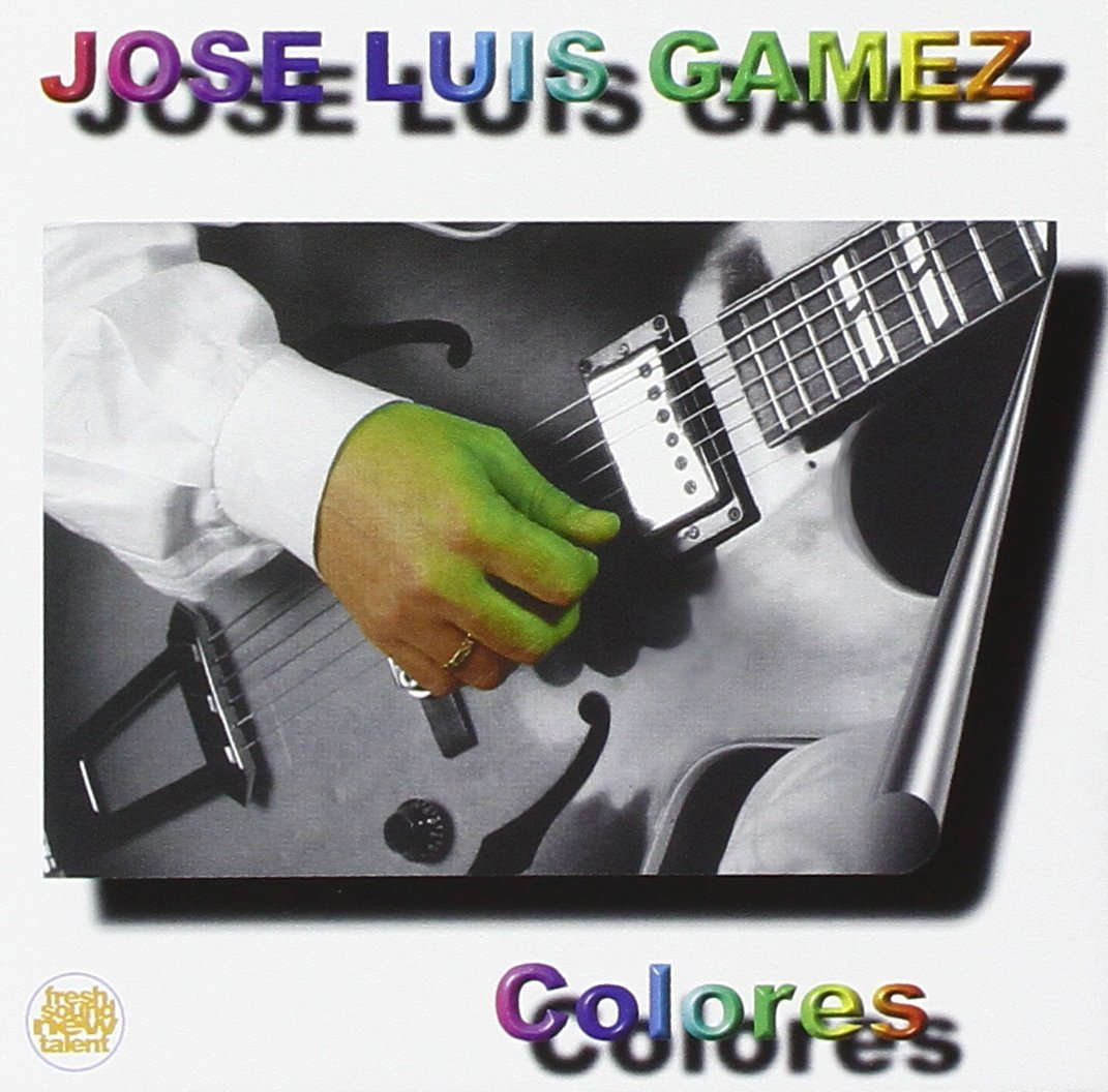 CD : Jos Luis G mez - Colores (CD)