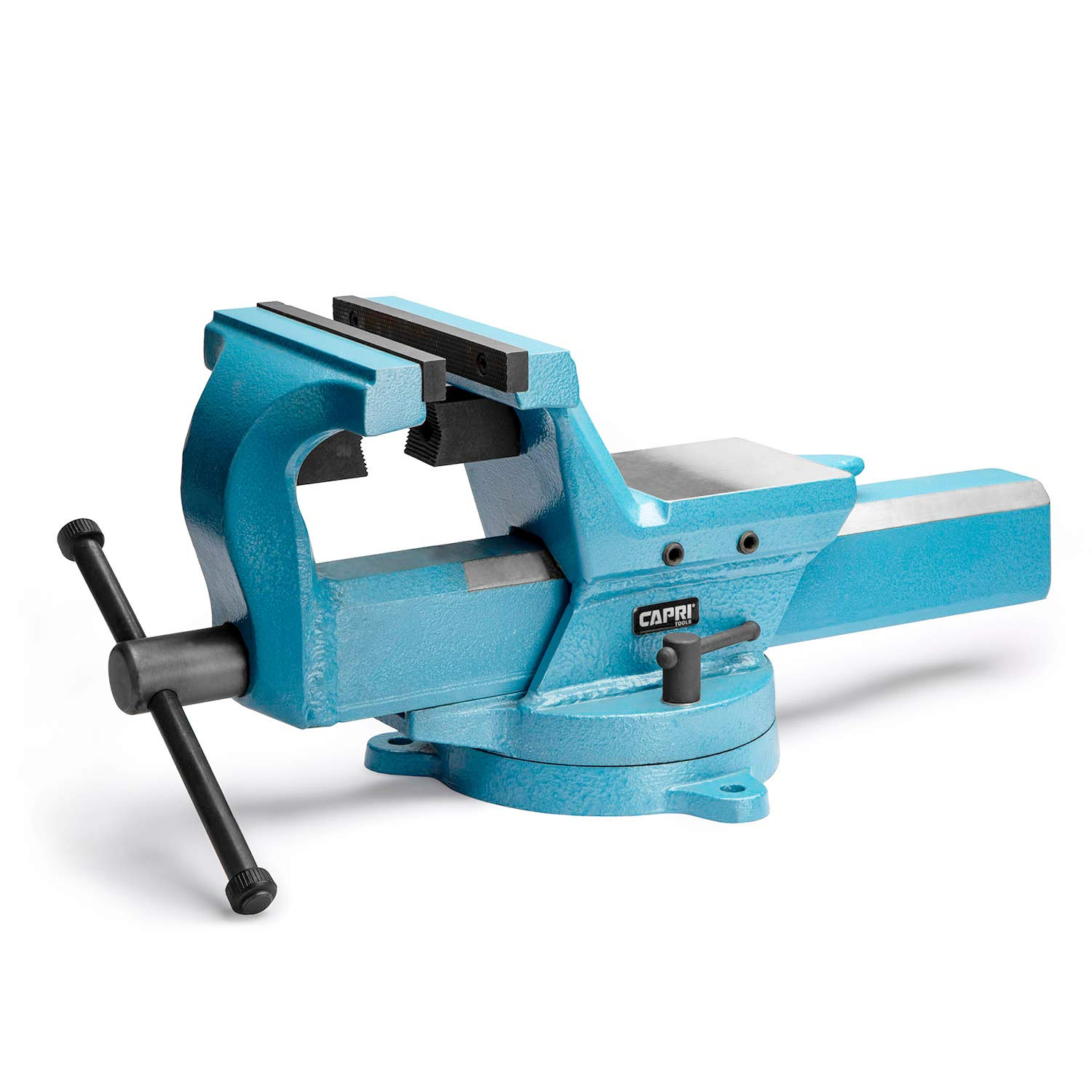 Capri Tools 10517 Ultimate Grip Forged Steel Bench Vise, 7''