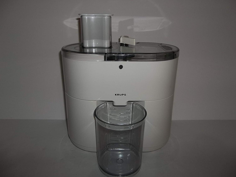 Krups VitaMight Extractor de zumo de gran capacidad: Amazon.es