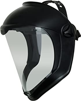 Honeywell Bionic Face Shield with Clear Polycarbonate Visor
