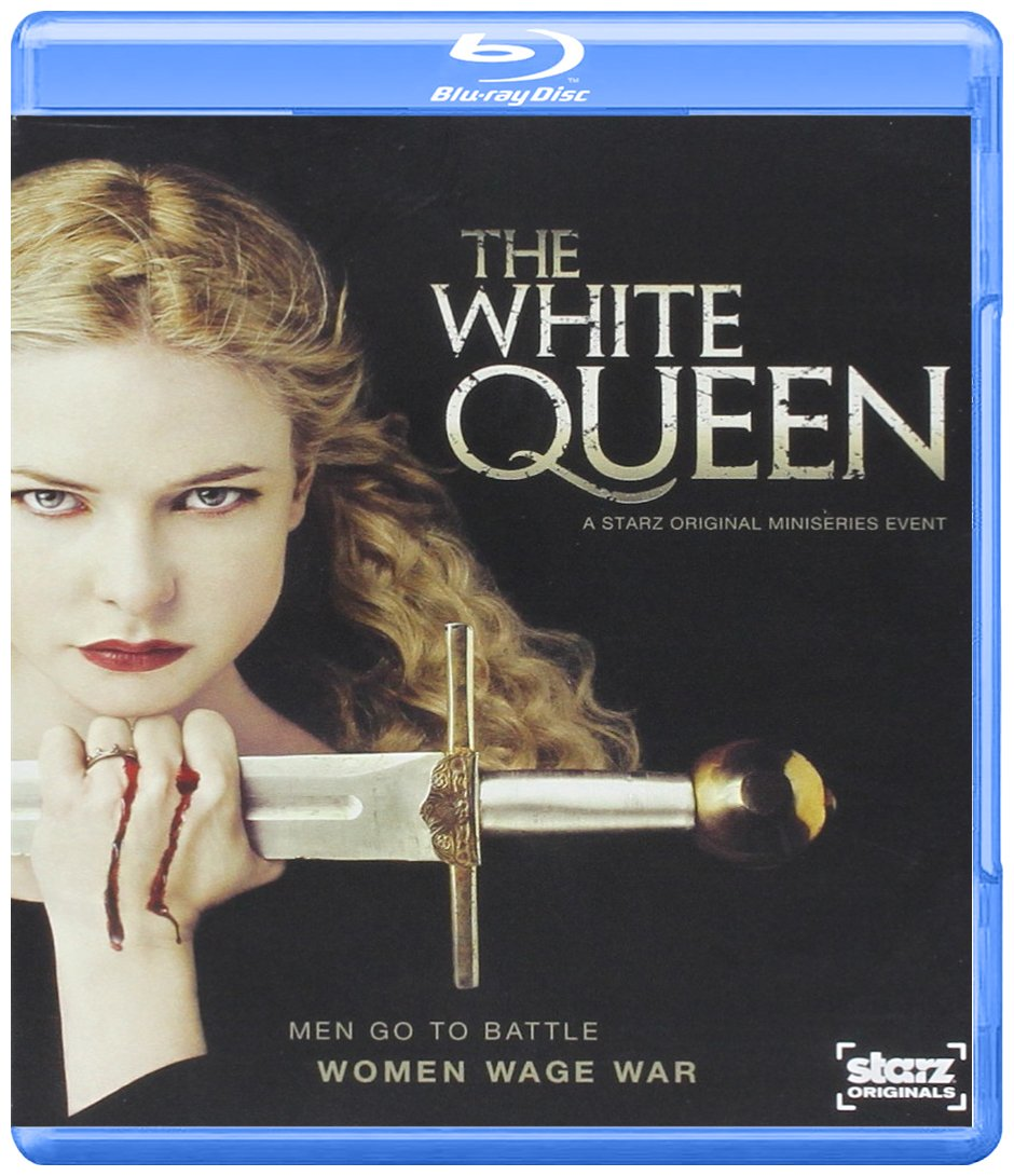 Blu-ray : The White Queen (Ultraviolet Digital Copy, 3 Pack, 3 Disc)