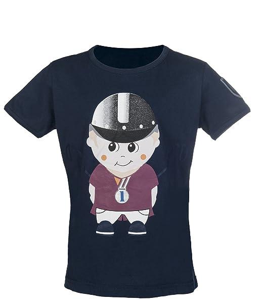Hkm Camiseta Infantil de King Clyde Blusa: Amazon.es: Deportes y aire libre