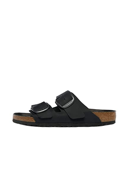 c18d7154b029 Birkenstock Mens Arizona Big Buckle Oiled Leather Fashion Cut Out ...