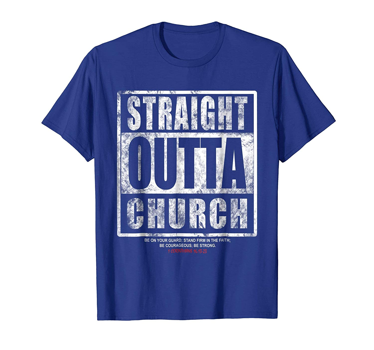 Christian t shirt  Straight Outta Shirt  Church t shirt
