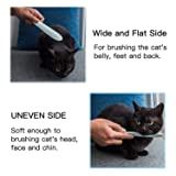 Simulated Cat Tongue Brush,Soft Pet Comb for Dogs