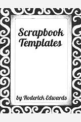 Scrapbook Templates (Scrapbook Templates Abstract) Paperback