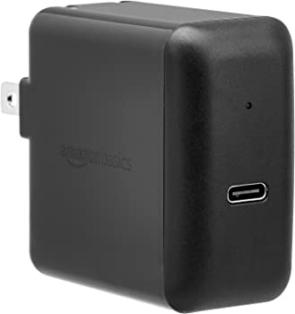 AmazonBasics 30W One-Port USB-C 3.0 Wall Charger