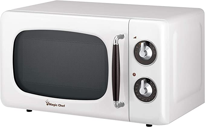 Amazon.com: Magic Chef MCD770CW 0.7-Cu. Horno de microondas ...