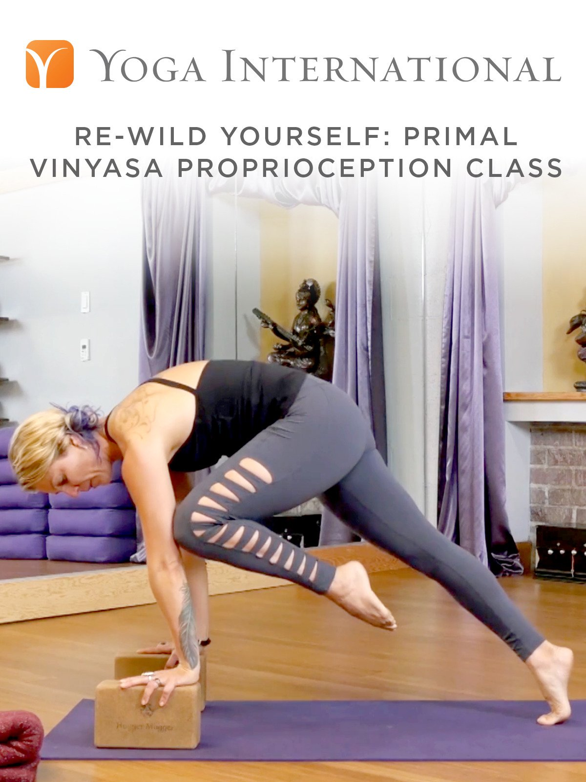 Amazon.com: Watch Re-Wild Yourself: Primal Vinyasa ...