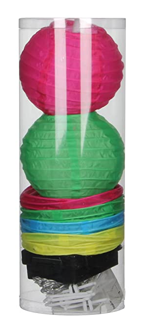 Mica Decorations 1003271 Lantern Multi Colour Amazon Co Uk Garden