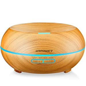 URPOWER 200ml Aromatherapy Essential Oil Diffuser