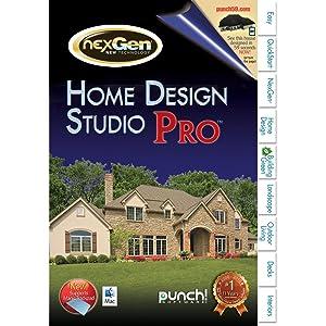 Punch! Home & Landscape Design Studio Pro for Mac v2 [Download]
