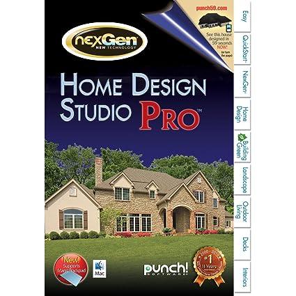 Sx425 Amazon Com Punch Home Landscape Design Studio Pro For Mac