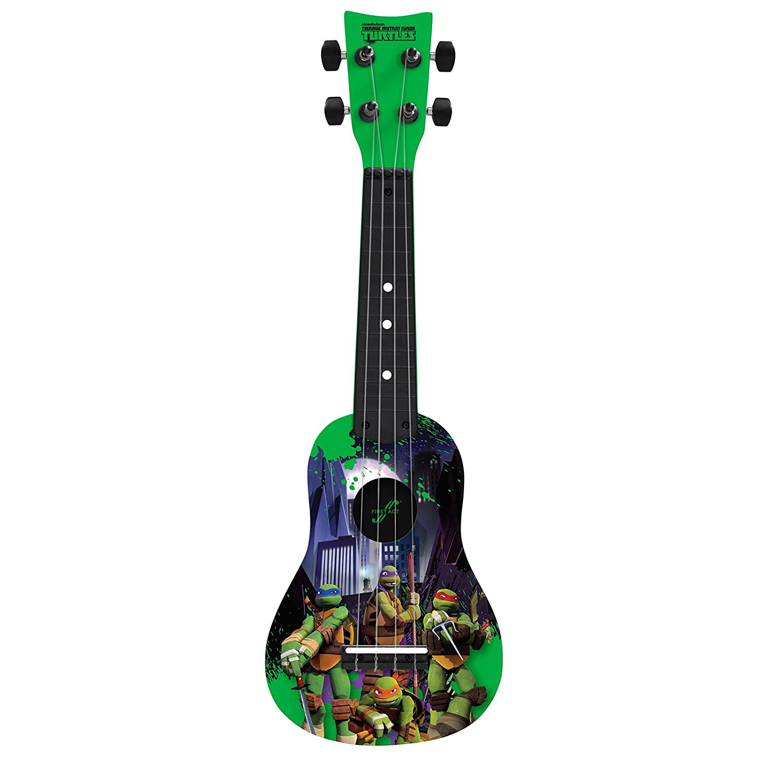 first act tr287 trolls mini guitar ukulele musical