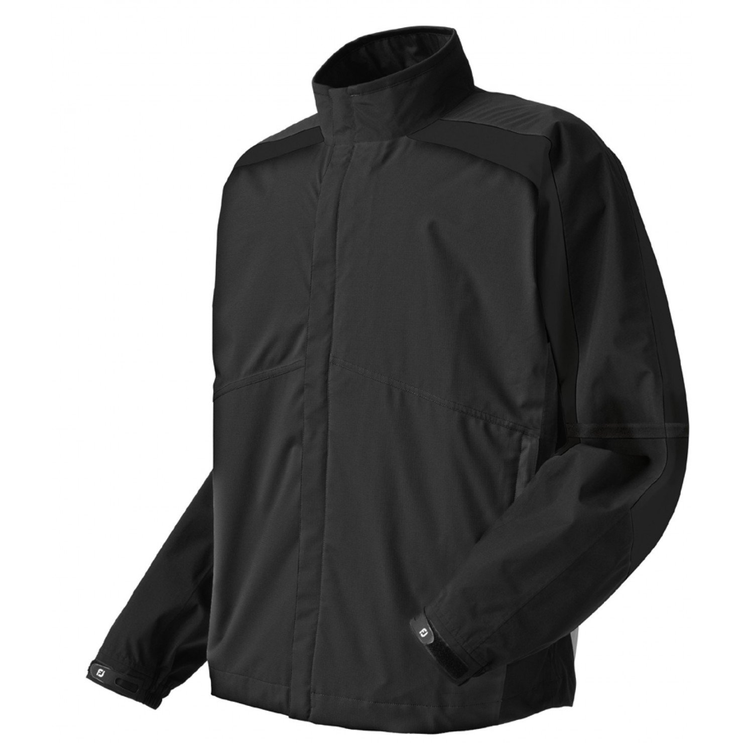 FootJoy HydroLite Rain Golf Jacket 2017 Black Small by FootJoy