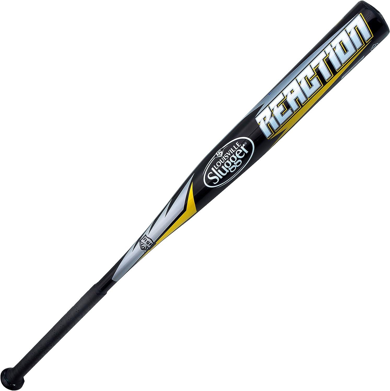 LS REACTION BLACK Wilson Louisville Slugger Batte de baseball