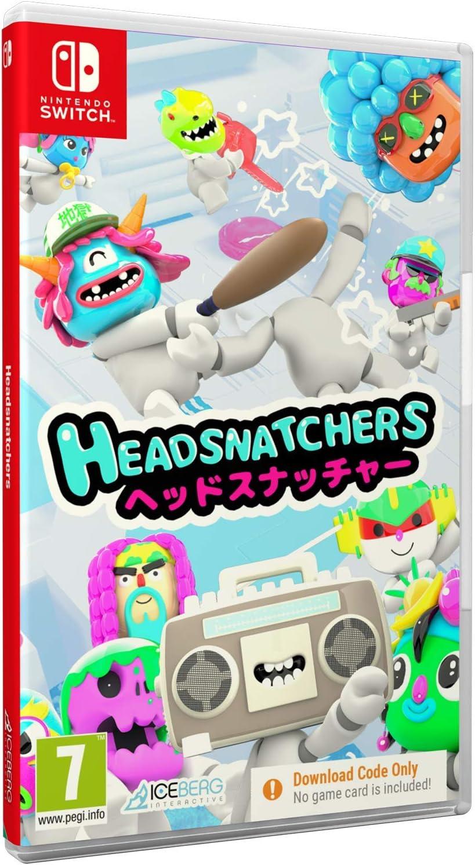 Headsnatchers (Code In A Box): Amazon.es: Videojuegos