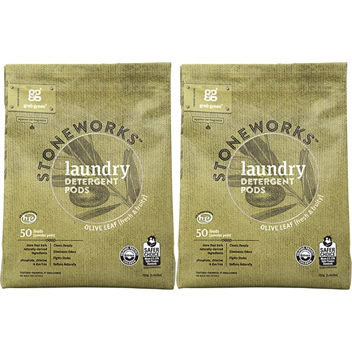 Top 5 Stoneworks Laundry Detergent Pods Oak Tree