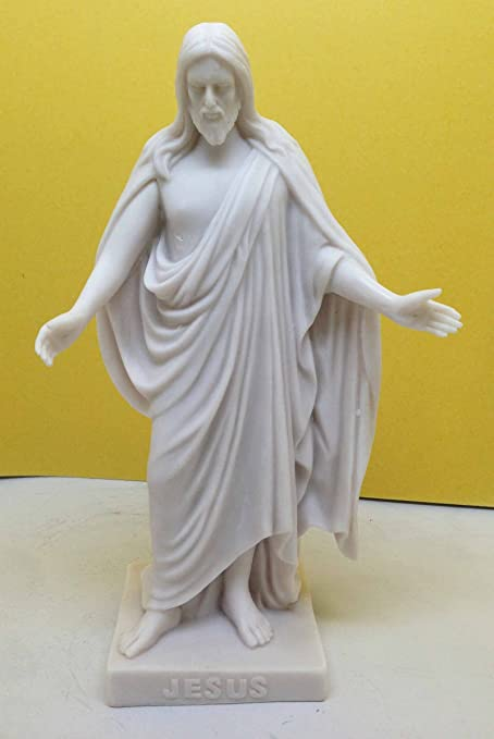 thorvaldsen christus lord jesus christ open arms statue in