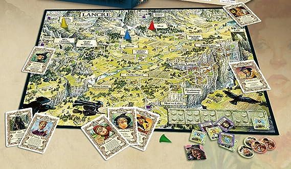 Terry Pratchett The Witches - Juego de Mesa (en inglés): Amazon.es: Juguetes y juegos
