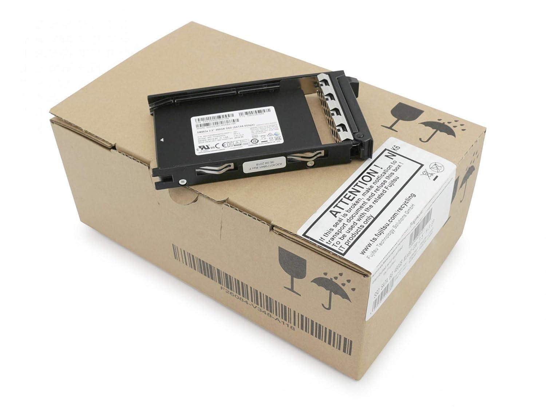 Fujitsu Disco Duro SSD para Servidor 480GB (2,5 Pulgadas / 6,4 cm ...