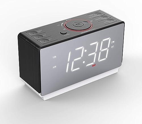 Emerson Bluetooth Alarm Clock Radio