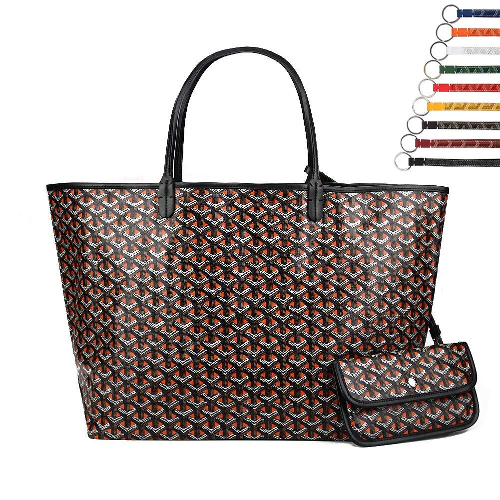 Amazon.com: Stylesty - Bolso de piel sintética para compras ...