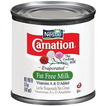 Carnation Fat Free Evaporated Milk, 5 oz