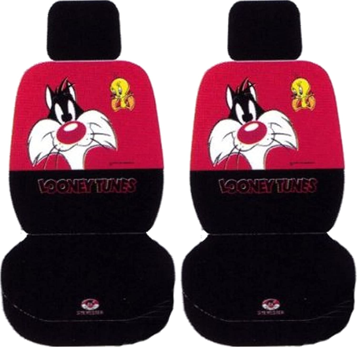 sylvester the cat car seat covers best seat 2018. Black Bedroom Furniture Sets. Home Design Ideas