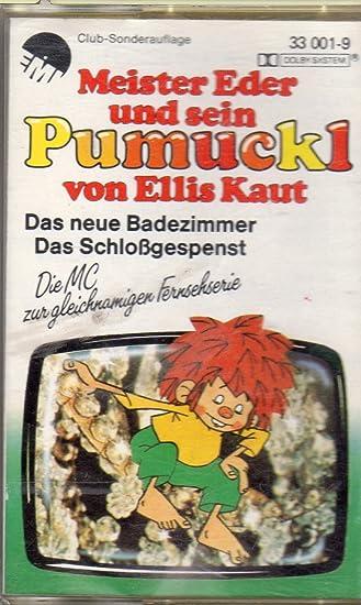 Amazon De Meister Eder Und Sein Pumuckl Mc Horspielkassette