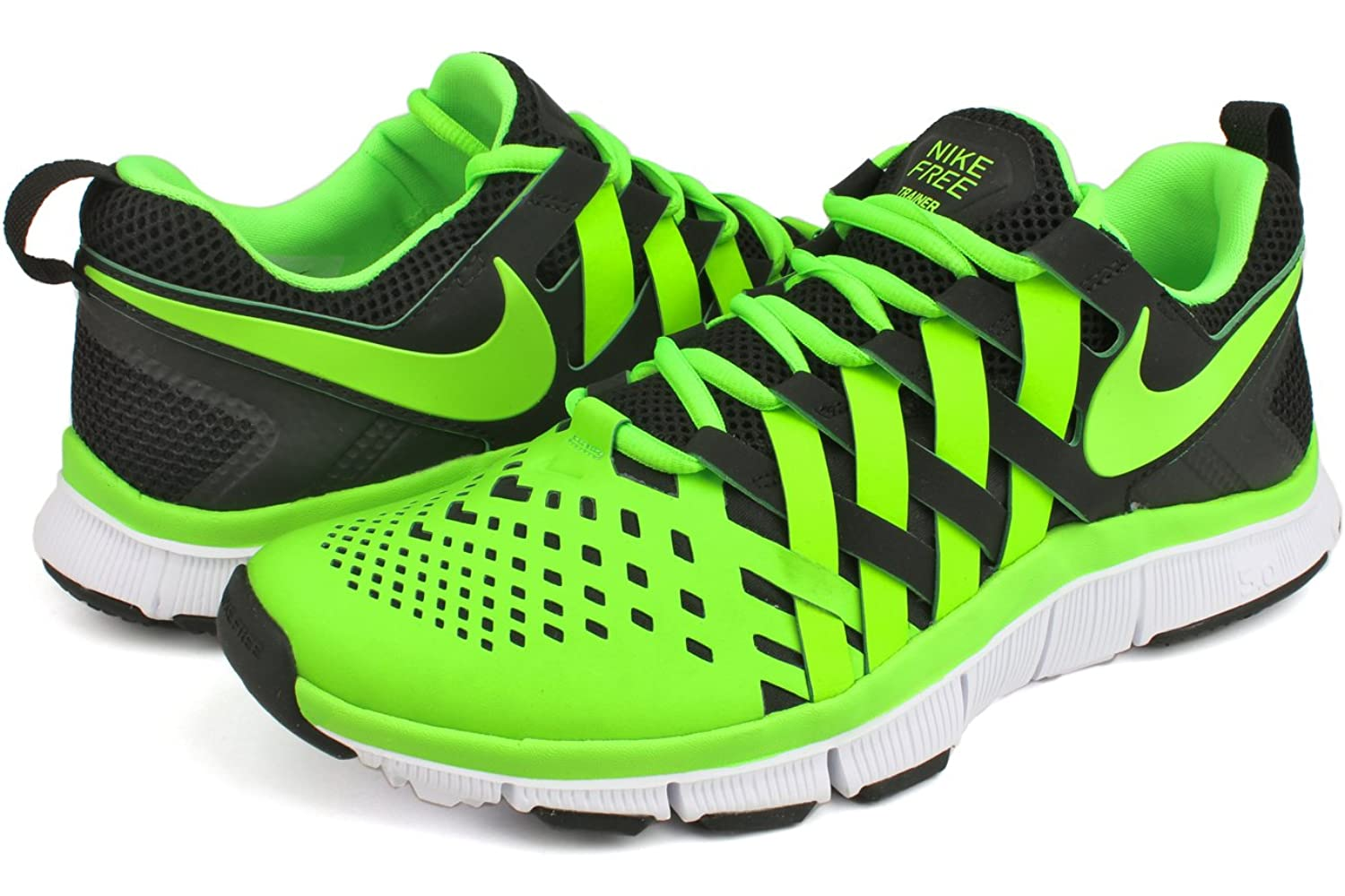 Nike Free Trainer 5.0 Lime Noir / Flash