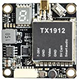 Wolfwhoop Q3-Pro-US 5.8GHz 0.01/25/200/500/1000mW 40CH Switchable FPV Video Transmitter with MMCX to SMA Female and…