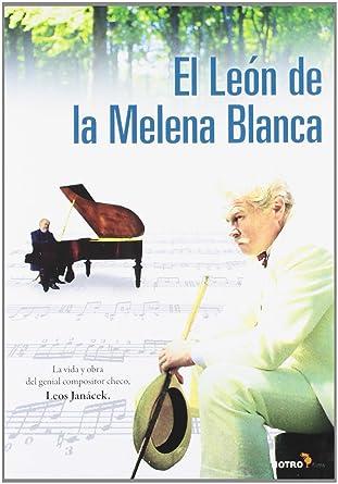 Amazon.com: LA LEON DE LA MELENA BLANCA - Region 2 - PAL ...