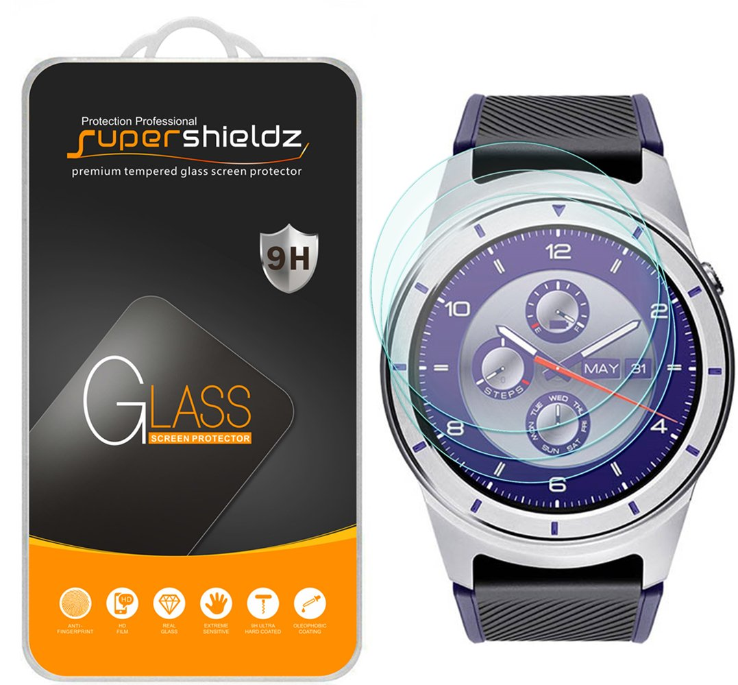 Vidrio Templado ZTE Quartz Smartwatch Anti  [3un] (721LKLX1)
