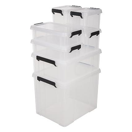 IRIS Multi Box - Juego de 7 Cajas (45,3 x 34,8