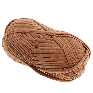Perfk 100g Textilgarn Zum Häkeln Und Stricken Jerseygarn Häkelfaden